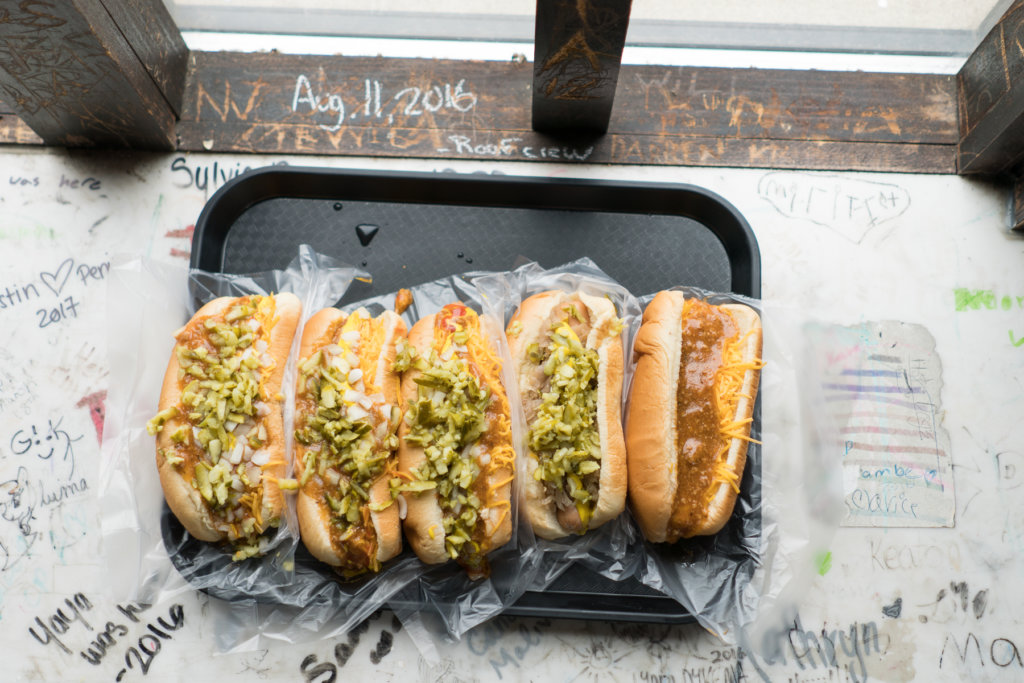 Grand Rapids Local Love | Yesterdog hot dogs